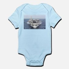 USS Dwight D. Eisenhower (CVN69) Body Suit