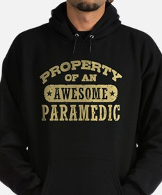 Property of an Awesome Paramedic Hoodie