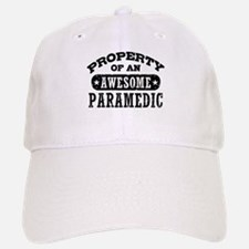 Property of an Awesome Paramedic Baseball Baseball Cap