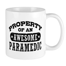 Property of an Awesome Paramedic Mug
