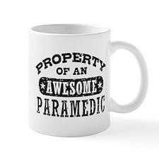 Property of an Awesome Paramedic Mug