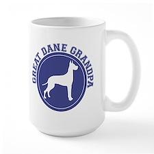 Great Dane Grandpa Mug