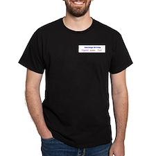 Funny Morgan horse carriage driving T-Shirt