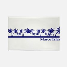 Marco island florida Rectangle Magnet (10 pack)