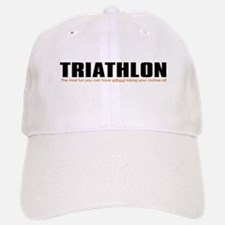 """Triathlon Fun"" Hat"