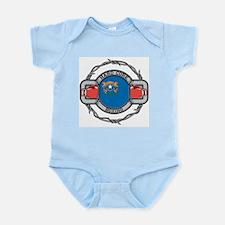 Nevada Boxing Infant Bodysuit