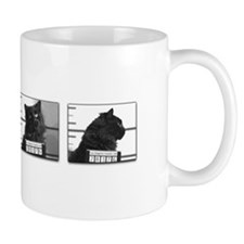 "Bad Kitty ""Small Mug Shot"" Small Mug"