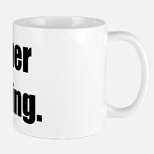 I'd Rather Be Baking Mug