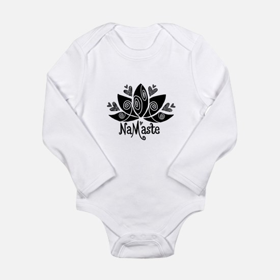 Namaste BW Lotus Body Suit