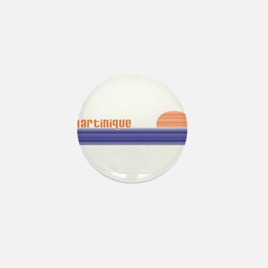 Cool Martinique Mini Button