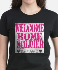 Welcome Home Soldier 2 T-Shirt