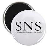 "SNS 2.25"" Magnet (10 pack)"