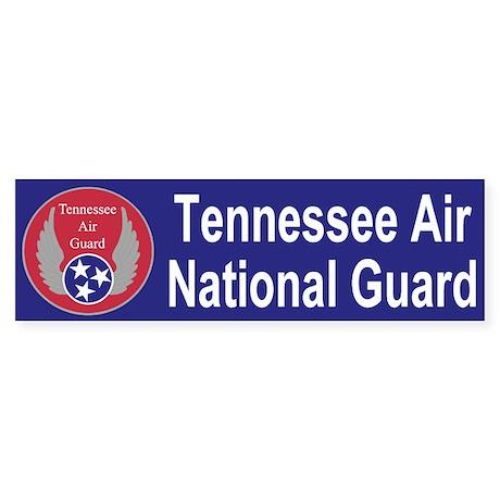 TN Air National Guard Bumpersticker