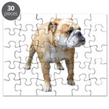 English bulldog Puzzles