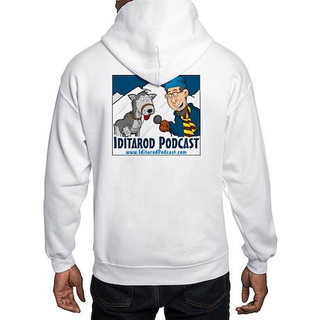 Iditarod Podcast Hooded Sweatshirt