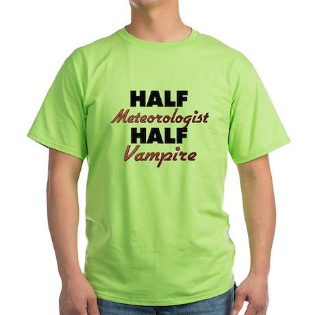 Half Meteorologist Half Vampire T-Shirt