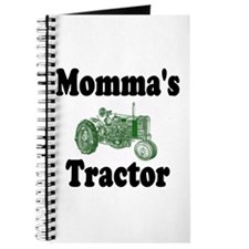 Momma's Tractor Journal