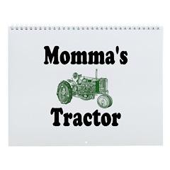 Momma's Tractor Wall Calendar