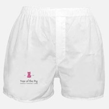 """Year of the Pig"" [1983] Boxer Shorts"