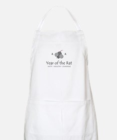 """Year of the Rat"" BBQ Apron"