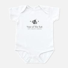 """Year of the Rat"" Infant Bodysuit"