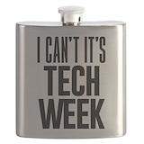 Tech week Flask Bottles