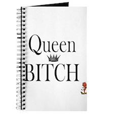 Funny Boss lady Journal