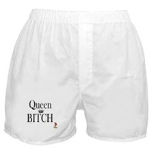 Cute Boss lady Boxer Shorts