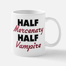 Half Mercenary Half Vampire Mugs