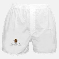 """""""Year of the Ox"""" [1997] Boxer Shorts"""