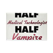 Half Medical Technologist Half Vampire Magnets