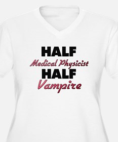 Half Medical Physicist Half Vampire Plus Size T-Sh