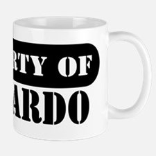 Property of Bernardo Mug