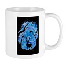 Blue Deer Mugs