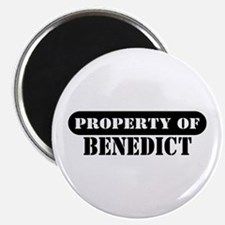Property of Benedict Magnet