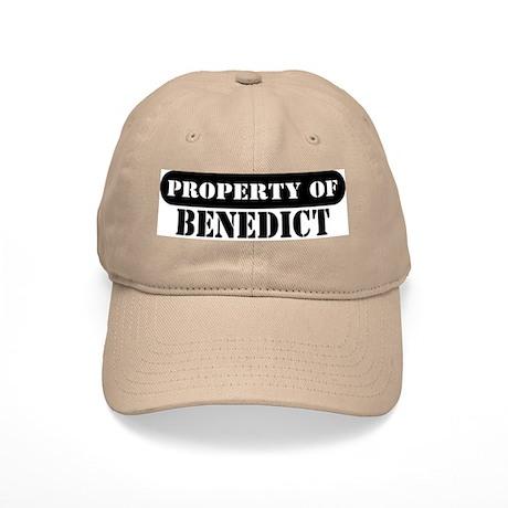 Property of Benedict Cap