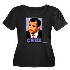 Ted Cruz, Cruz, natural colors Plus Size T-Shirt