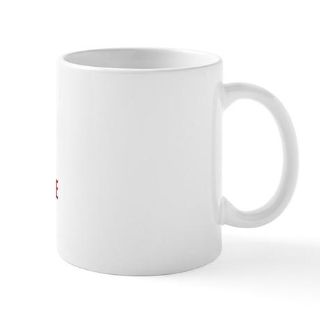 ROW FOR SHORE Mug