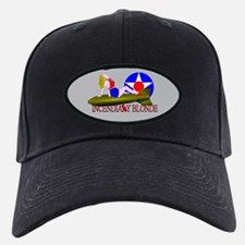 Incendiary Blonde Baseball Hat