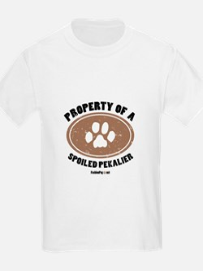Pekalier dog Kids T-Shirt