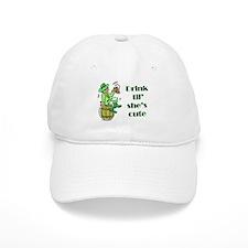 ST PATRICK'S DAY-IRISH DRINK Baseball Cap