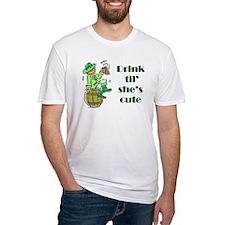 ST PATRICK'S DAY-IRISH DRINK Shirt