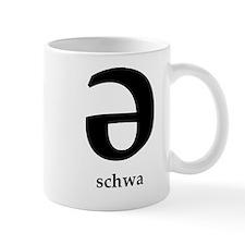 Funny Schwa Mug