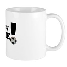 I Love My Goalie -Soccer Mug