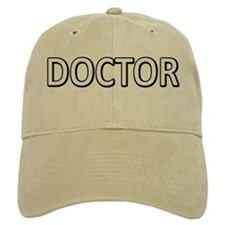 Doctor - White Baseball Cap