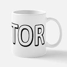 Doctor - White Mug