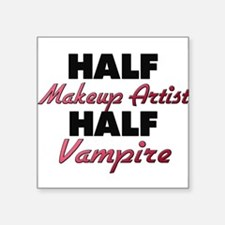 Half Makeup Artist Half Vampire Sticker
