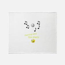 Cute Dancingwiththestarstv Throw Blanket