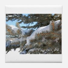 Flagstaff, Arizona Tile Coaster