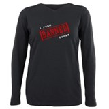 Banned books Plus Size Long Sleeves